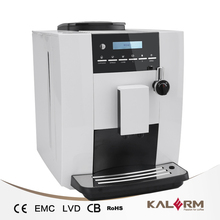 ABS Housing Material Multi-Functional Coffee Machine (Cappuccino, Latte and Black Coffee)