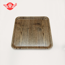 Best price wooden paper buffet tray