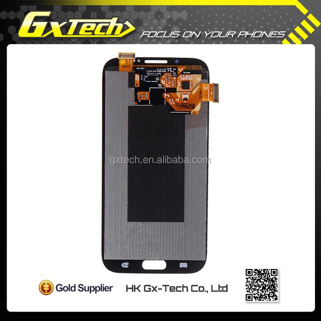 For Samsung Galaxy Note 2 N7100 N7105 N7102 N719 LCD with digitizer complete