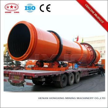 best sell high capacity rotary dryer
