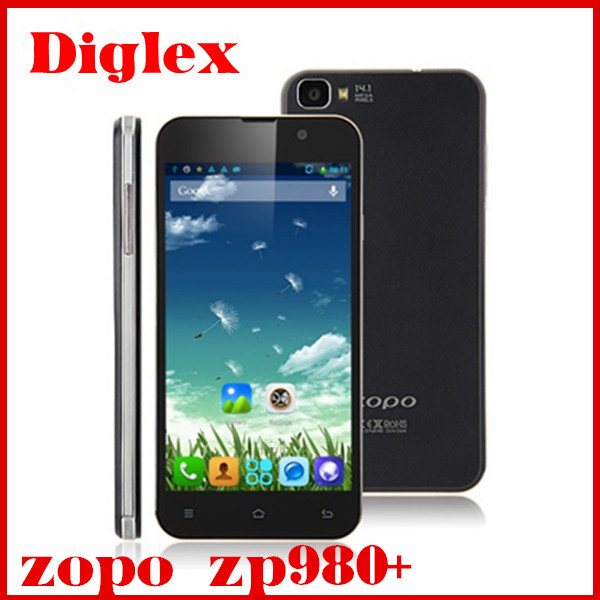 China wholesale smartphones mt6592 zopo zp980+ android 4.2 phone