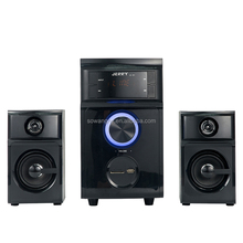 subwoofer speaker home theatre 2.1 support usb and cd player JR-001