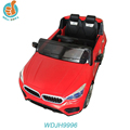 WDJH9996 Sports For Kids Ride On Electric Car Baby With Seat And Kit