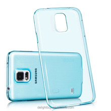 ultra-thin clear transparent case for galaxy s5 case, tpu case for galaxy s6 edge plus s4 s3