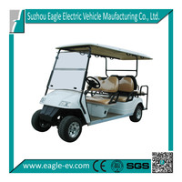 6 persons electric golf cart for sale , EG2048KSZ
