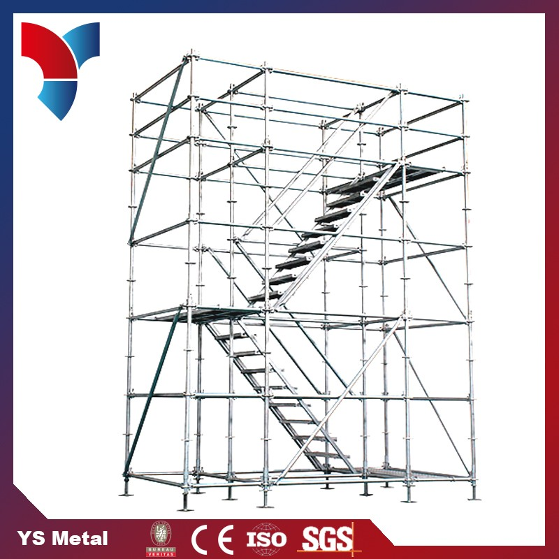Durable trade assurance scaffolding joint pin