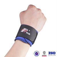 Adjustable tennis Wrist Wraps Wristband waterproof wrist support for neoprene