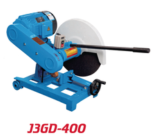 Automatic Customized 3(4HP)Kw J3GD-400 Cut Off Saw