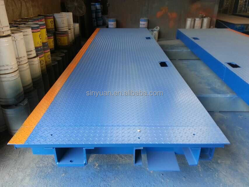 Export 60 ton weighbridge price