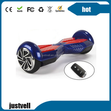 2015 New fashion 6.5 inch tire smart self balance scooter two wheel with blutooth and sound