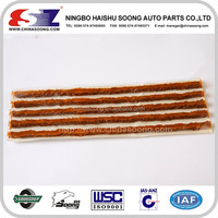 tire sealant manufacture /elastic string