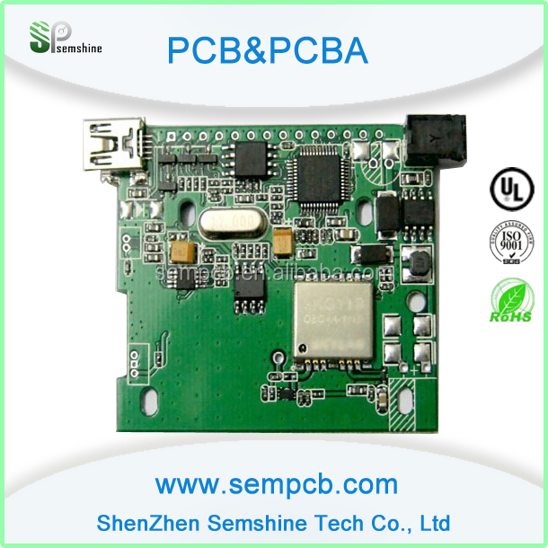 Electronics Components Circuit Board Various Specifications de receptor controller board