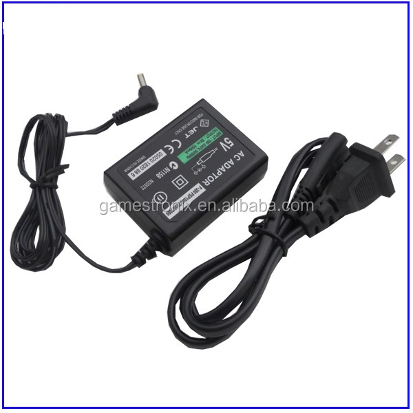 Wall Home Charger Power Supply for Sony PSP 1000 2000 3000 USA Plug