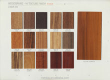 Remica wood grains 1220*2440*0.8mm hi texture finish hpl