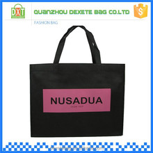 Wholesale new design custom pp woven shopping tote bag
