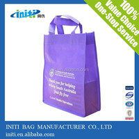 China supplier promotional convention tote bag for shopping bag