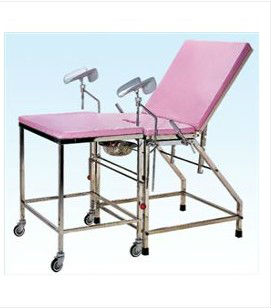 B-44 Stainless steel obstetric Operation Table surgical equipment
