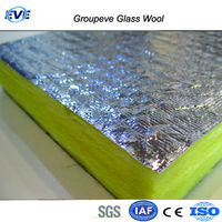 Glass Wool Insulation Construction Installation Material