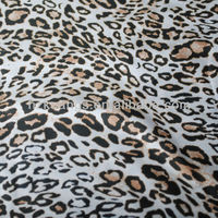 satin chiffon printed textile for scarf