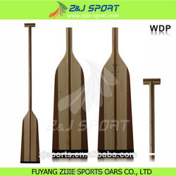 Hot Top Selling Durable Wood Race Paddle/Boat Paddle /IDBF Dragon Boat Paddle
