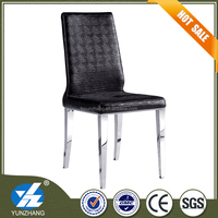 simple office chair black stylish dining chair