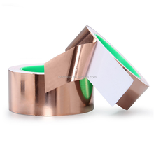 Single Sided Conductive Copper Foil Tape With Acrylic Adhesive