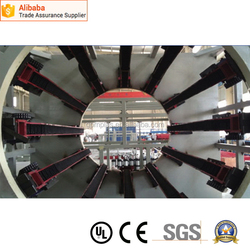 New promotional hdpe winding pipe extrusion machinery