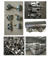BS1139 /EN74 scaffolding putlog coupler/scaffold clamps prices