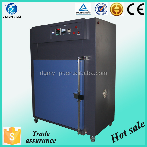 Stainless steel industrial hot air drying oven