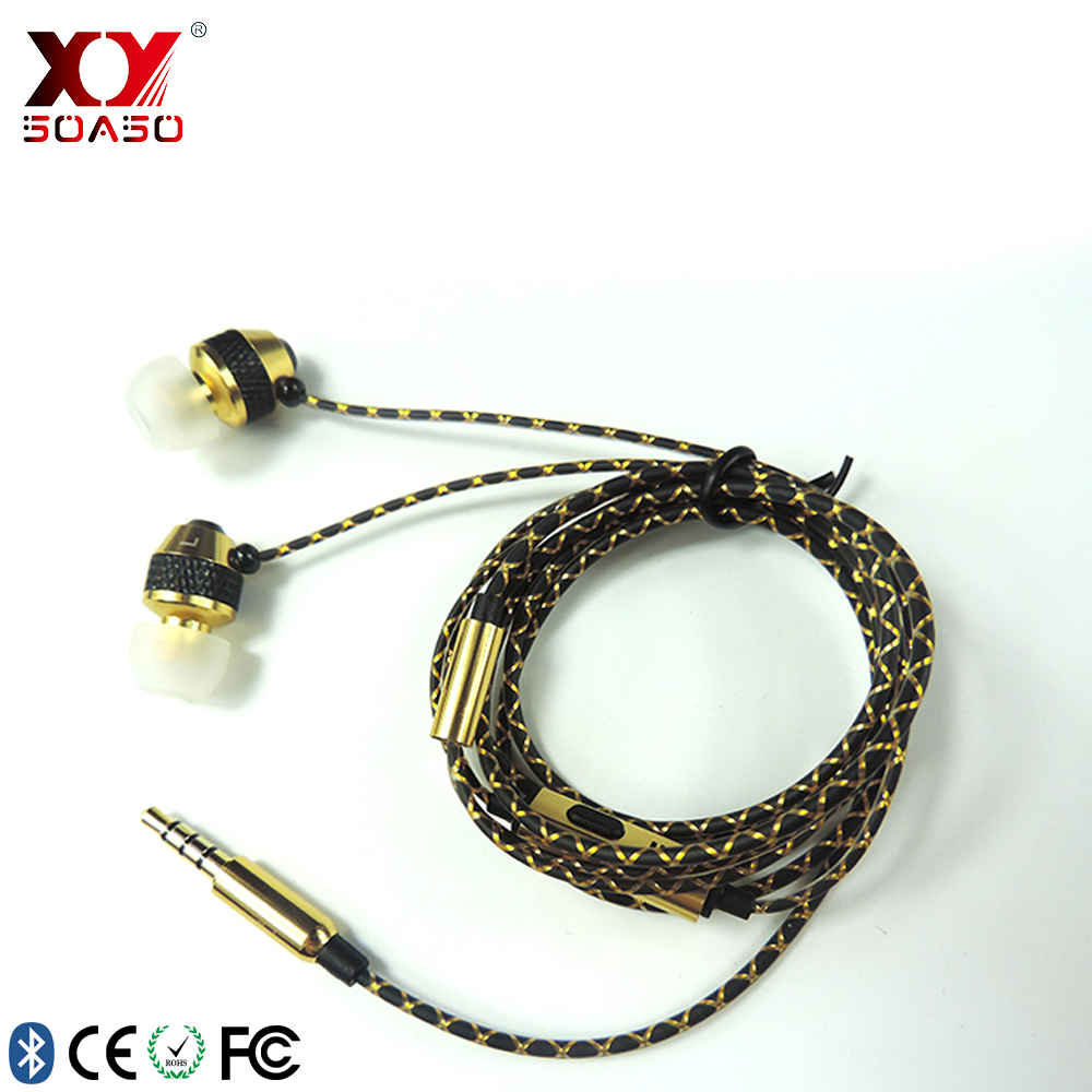 2016 Top Fashion Promotional supplier dropshipping <strong>electronics</strong> in Brazil metal earphone earbud