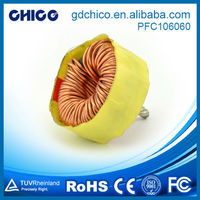 PFC106060 Newest ring shape iron silicon coil 10 mh inductor