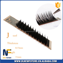 false eyelash manufacturer fashion design silk eyelashes extension 3D