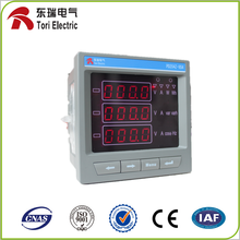 Factory new type 3 phase 3 wire or 3 phase 4 wire energy meter/watt hour meter PD204Z-9S4