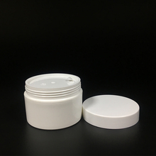 120g single wall PP cosmetic jar round container