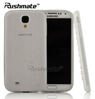New Arrival Transparent Tire Design Cell Phone Accessories For Samsung I9500 Galaxy S4 TPU Sublimation Case Cover