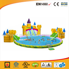 2017 New Designed Giant Inflatable Water Park for Sale/Super Water Park For Commercial Use/Giant Inflatable Water Park For Kids