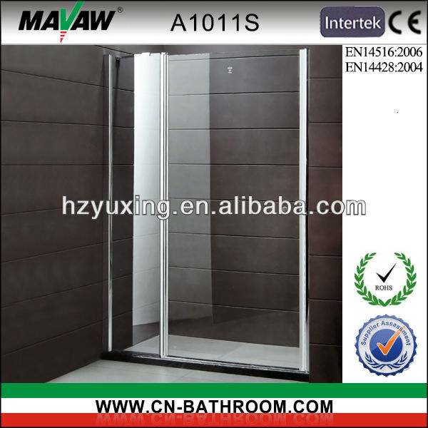 folding bath shower screen A1011S