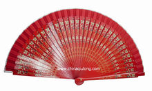 2012 Newest wooden hand Fan for dancing