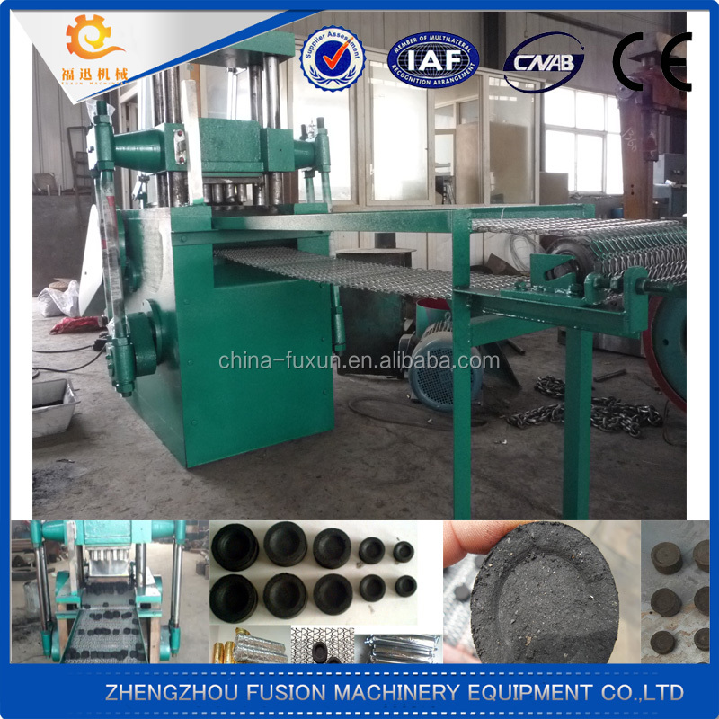 price briquette charcoal tablet press/small tablet press machine