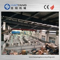 high efficient for hdpe perforated drainage pipe/used hdpe ldpe recycling machine/germany hdpe pipe production line