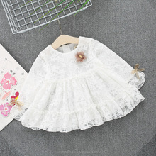 2018 Kids lace princess 3 year old indian baby girl sexy party dress children frocks designs