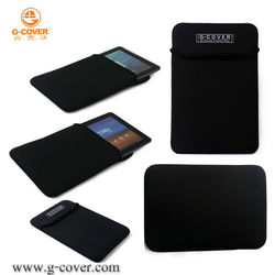 "Casual neoprene sleeve for 10.1"" tablet For Samsung galaxy tab2 10.1"