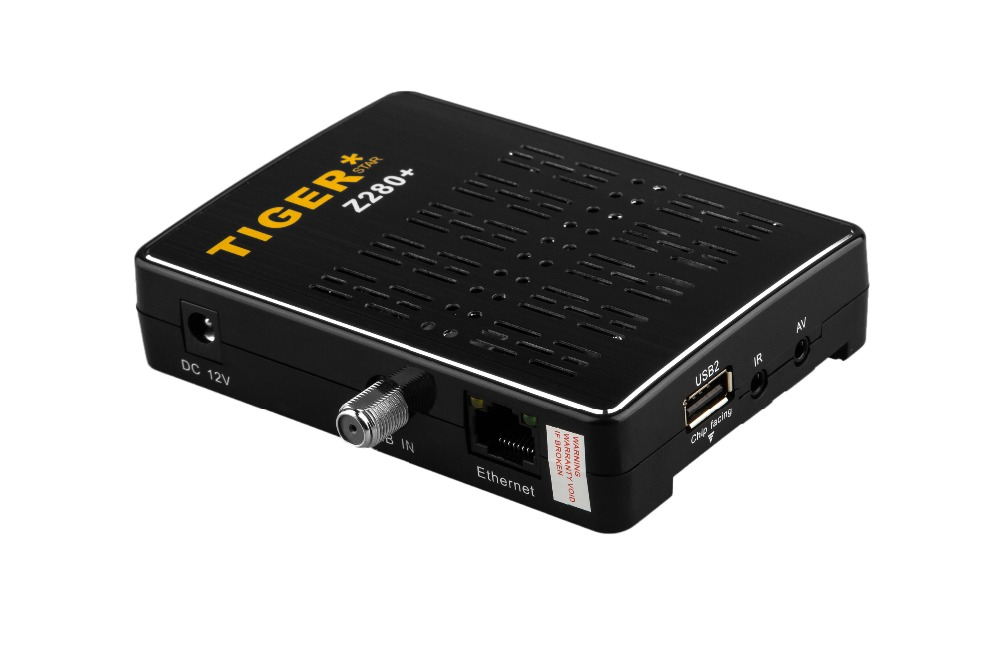 Tiger Star Digital Satellite Receiver Z280 High Class IPTV