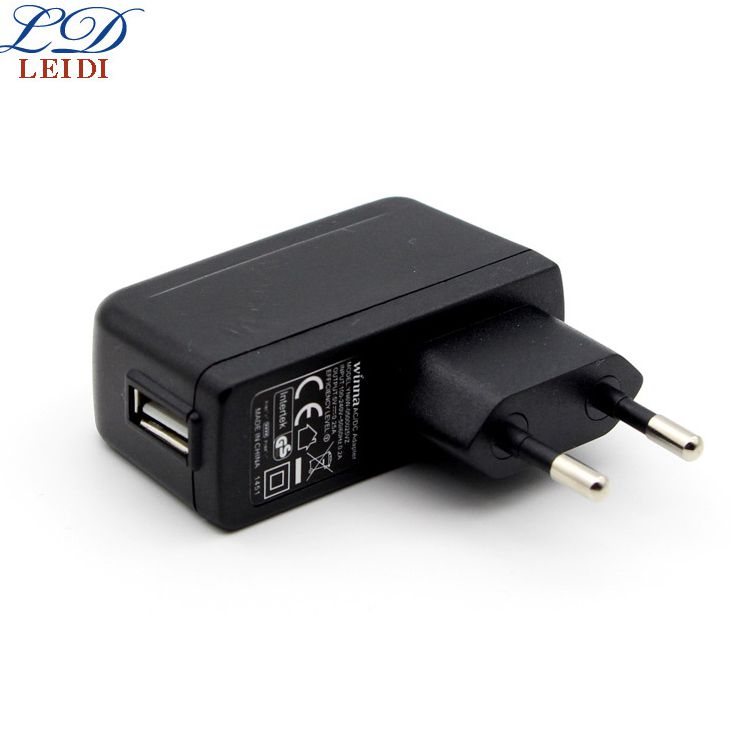EU US AU UK Plug 220v ac to 6v dc power adapter 5V 1A 1.5a 2A 7v usb ac power adapter for phone