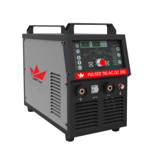 AC DC 200p Copper Aluminium High Frequency TIG Welder Inverter Welding