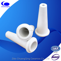 Alumina Ceramic Parts/wear resistance ceramic/ceramic cone for paper making machine