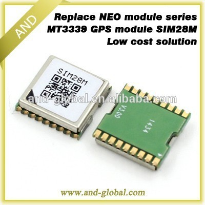 MTK GPS SIM28M Module Global Navigation Satellite System Modules