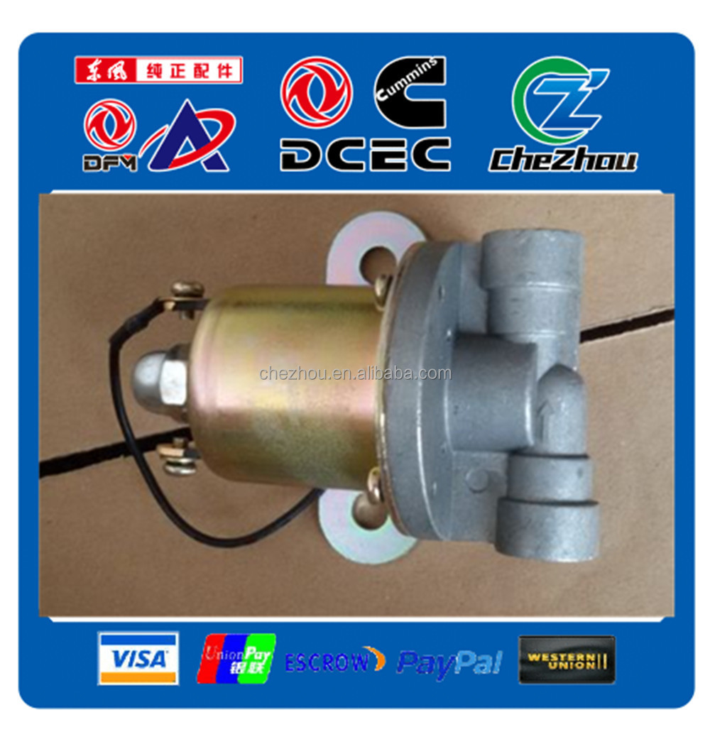 Dongfeng truck spare parts <strong>valve</strong> solenoid assembly 37N-54010 for diesel <strong>engine</strong>