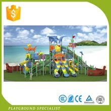 Factory Supply Maze Playground Long Tube Slide
