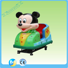 Coin operated animal kiddie rides amusement park rides